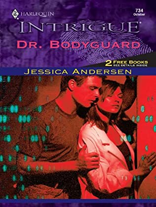 book cover of Dr. Bodyguard
