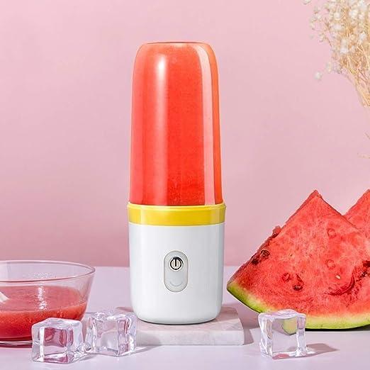 ZH~K Vaso exprimidor portáti Blender Personal Fruta Mezclador de ...