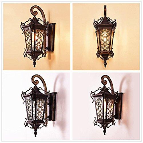 Vintage Fer Extérieur Rétro E27 Murale Iacon Spot Lampe Forgé tQxdhrBsCo
