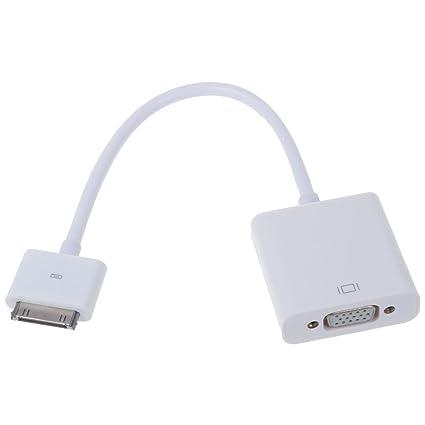 ACAMPTAR para Conector de Base a Adaptador de Cable VGA (ISO 5.1 ...