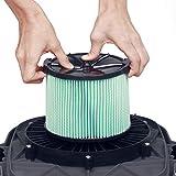 WORKSHOP Wet Dry Vacuum Filters WS13045F2 HEPA