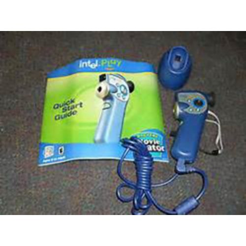 Intel Play Digital Movie Creator Toy for Children
