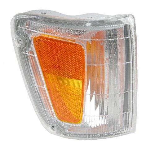 Corner Parking Light Marker Turn Right Side for 93-98 Toyota T100 Pickup Truck