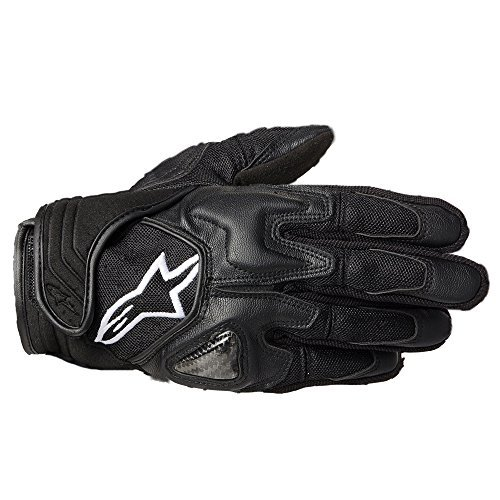 Alpinestars Scheme Kevlar Motorcycle Motorbike Gloves Black new M by Alpinestars Alpinestars Scheme Kevlar Gloves