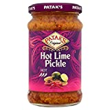 Patak's Hot Lime Pickle (283g) - Pack of 2
