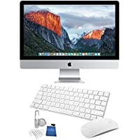 Apple 27 iMac with Retina 5K Display (FK472LL/A) + 3PC Cleaning Kit (Certified Refurbished)