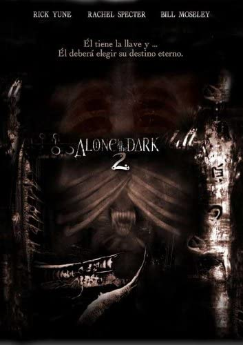Amazon Com Alone In The Dark Ii Movie Poster 27 X 40 Inches