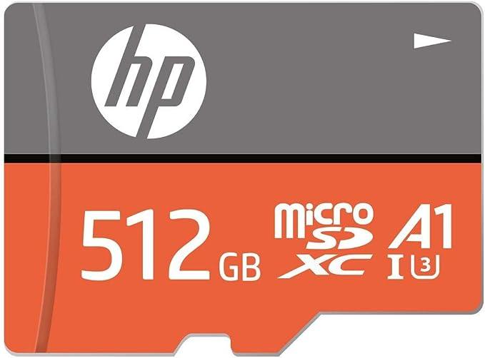 Hp Mxa1 512gb Microsdxc Speicherkarte Sd Adapter Computer Zubehör