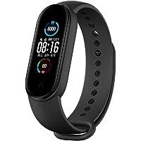 Xiaomi Nieuwe Band 5 - hartslagmonitor, slaapmonitor, vrouwelijke gezondheid, 11 trainingsmodi, 50 meter waterdicht…
