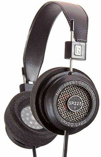 ddf3189f787 Amazon.com: GRADO SR225e Prestige Series Wired Open-Back Stereo Headphones:  Home Audio & Theater