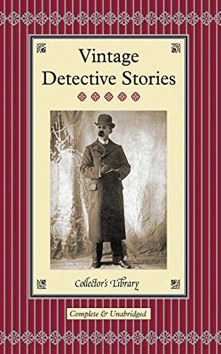 book cover of Vintage Detective Stories
