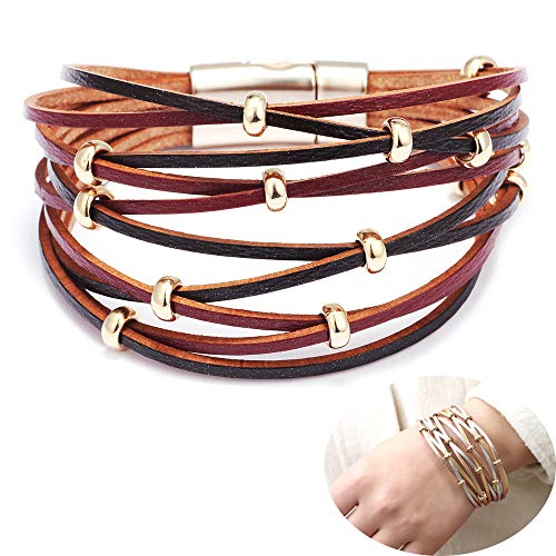 Daimay Multilayer Leather...