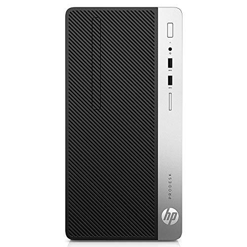 HP ProDesk 400 G6 Micro Tower Desktop PC Intel Core i7-9700 8GB RAM 256GB SSD DVDRW Windows 10 Pro – 7EL82EA#ABU