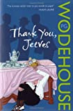 Thank You, Jeeves by P. G. Wodehouse front cover