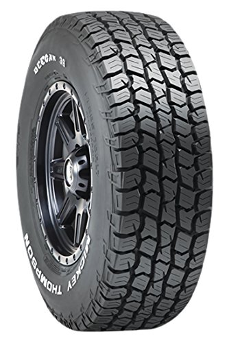 265 70r17 All Terrain Tires >> Amazon Com Mickey Thompson Deegan 38 All Terrain Radial Tire 265