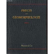 Précis de géomorphologie