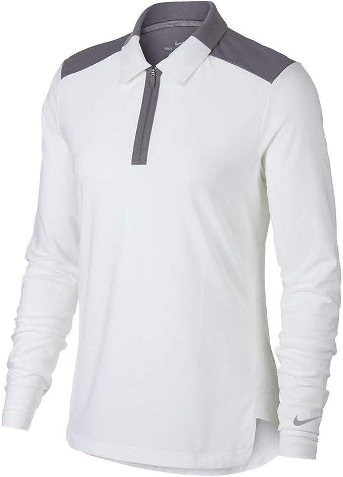 Nike 929378 Polo, Blanco (Blanco 100), Medium (Tamaño del ...