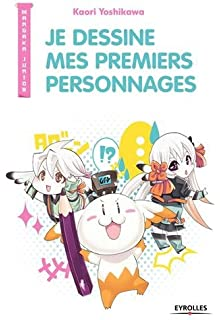Amazon Fr Je Dessine Kawaii Plus De 80 Dessins Etape Par Etape
