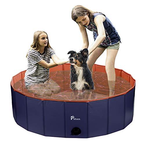 Pidsen Foldable Pet Swimming