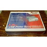 AirLink+ Networking 1-Port USB Printer Server MODEL#APSUSB1