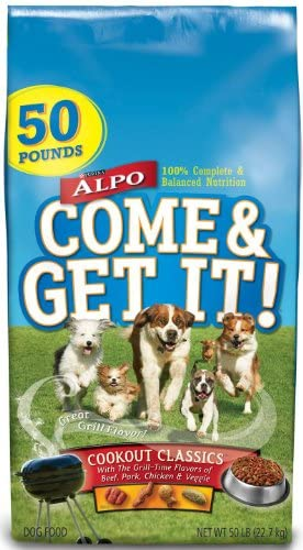 Purina Alpo Come Get It Cookout Classics Dog Food