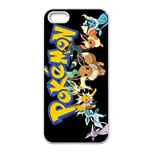 Happy Anime cartoon Pokemon durable Cell Phone Case For Iphone 6 4.7 Inch Cover