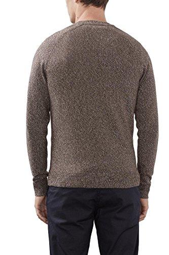 Marrón brown 210 Hombre Suéter Para Esprit tqwI4B4