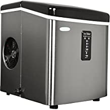 NewAir AI-100SS Stainless Steel Portable Ice Maker