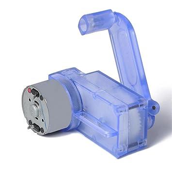 superaddnow Hand Generator Kleine Handkurbel Motor Elektrischer ...