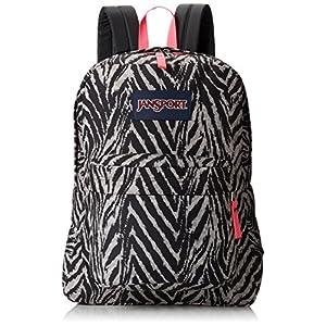 JanSport T501 Superbreak Backpack - Grey Tar Wild At Heart