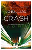 Crash by J. G. Ballard front cover