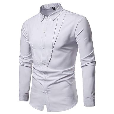 Camisas De Hombre Blancas, Modaworld Camisas Hombre Fiesta ...