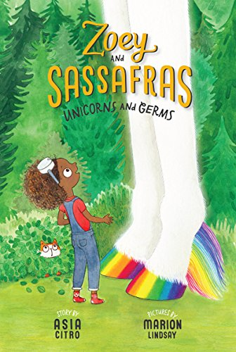 Book Cover: Unicorns and Germs