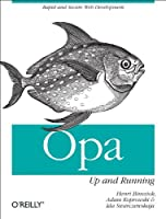 Opa: Up and Running Front Cover