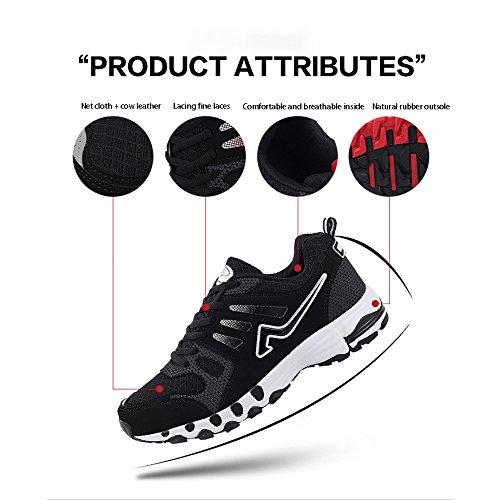 Libre Zapatos Aire Malla Hombres Tamaño Al Los Yxlong Casuales Blackandbluemeshsurface Nuevos Gran De Estudiantes 850gxqBw