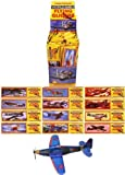 200 Flying Glider Planes for kids entertainment Childrens Toys outdoor games by Gemslady