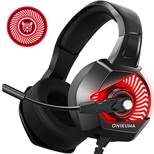 Onikuma Gaming HeadsetPs4 Headset