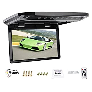 New HD 10.2 inch HDMI SD FM Car 1080P Car Roof-Mount/Flip Down/Car Ceiling Wide/Over Head/Drop Down LCD Monitor Display