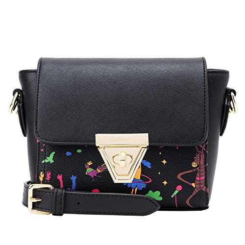 Bromen Little Devil Series Girls Min Cute Cross Body Satchel Handbag
