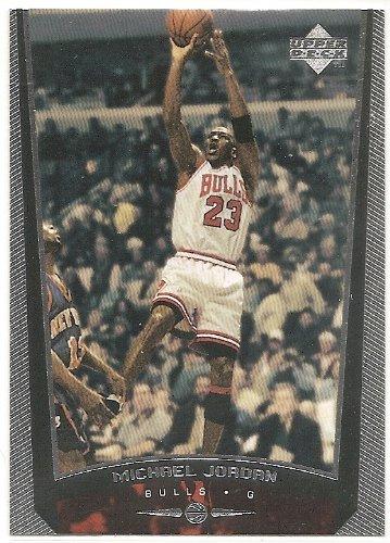 Michael Jordan 1998-99 Upper Deck Chicago Bulls Card #230H