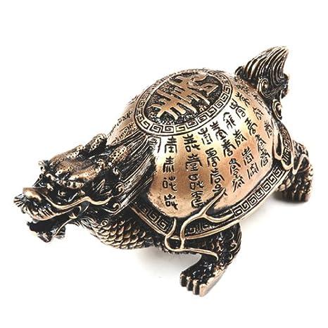Dragon Tortue Feng Shui Symbole De Protection Et De Prosperite