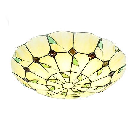 Amazon.com: Lámpara de techo para dormitorio, montaje ...