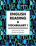 img - for English Reading and Vocabulary I book / textbook / text book