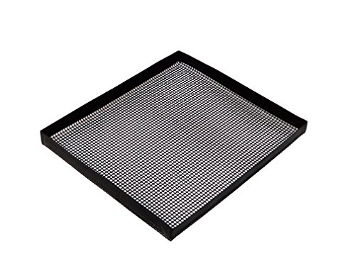 11.5'' X 13'' PTFE Wide Mesh Oven Basket for TurboChef, Merrychef, and Amana (Replaces P80015) and Meets Subway Specification by Essentialware