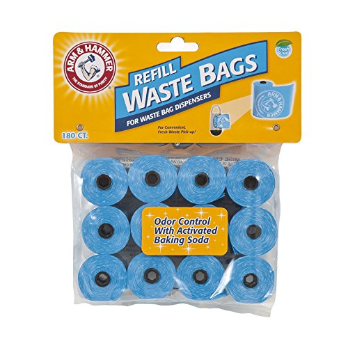 Top 9 Arm And Hammer Disposable Waste Bag Refills