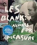 Les Blank: Always for Pleasure [Blu-ray]