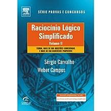 Raciocínio Lógico Simplificado - Volume 2