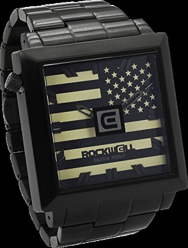 Rockwell Time FS-USA3 Freedom Dial Watch, 50mm by Rockwell Time