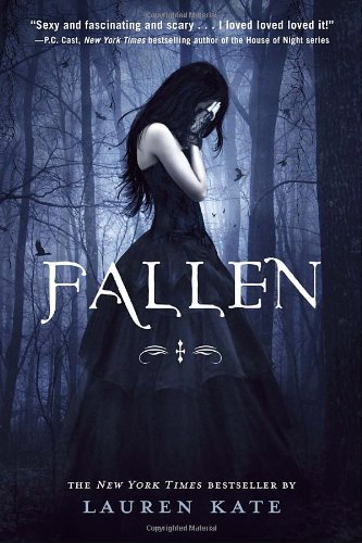 Book cover for Fallen