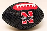 Nebraska Cornhuskers Fun Gripper 8.5 Football NCAA By: Saturnian I
